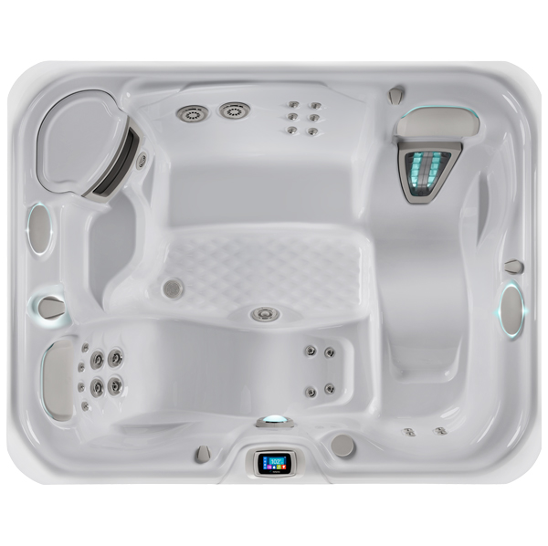 triumph hot tub overhead image