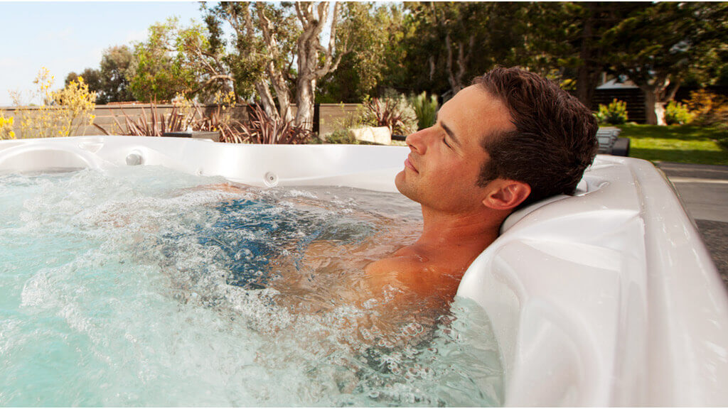 hot tub health benefits Cardiovascular image 1