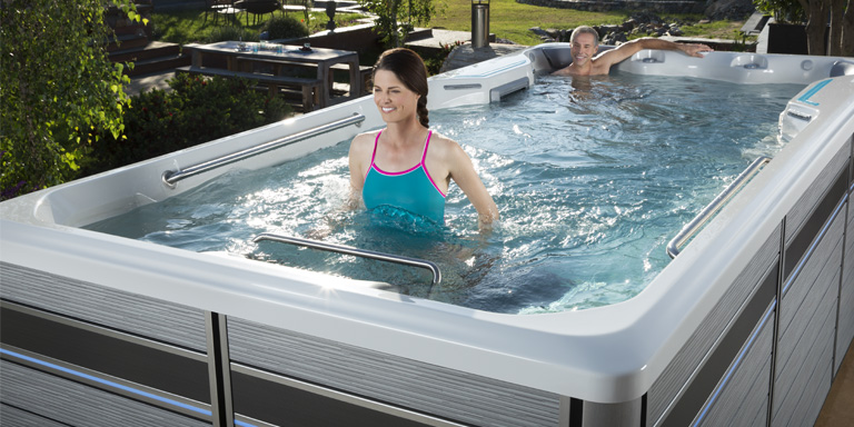 E500 Endless Pools Fitness System Hotspring World