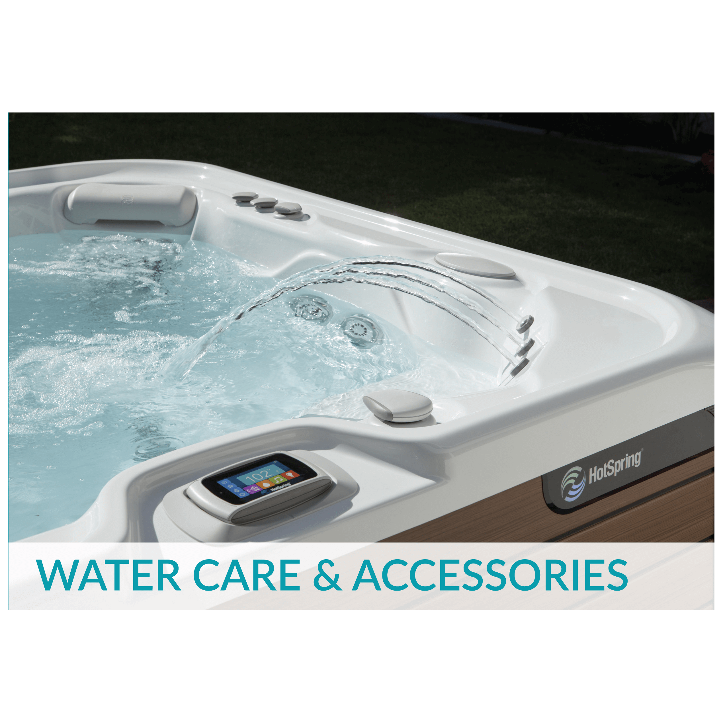 Hot Tub Chemicals Amp Accessories Brochure Hotspring World
