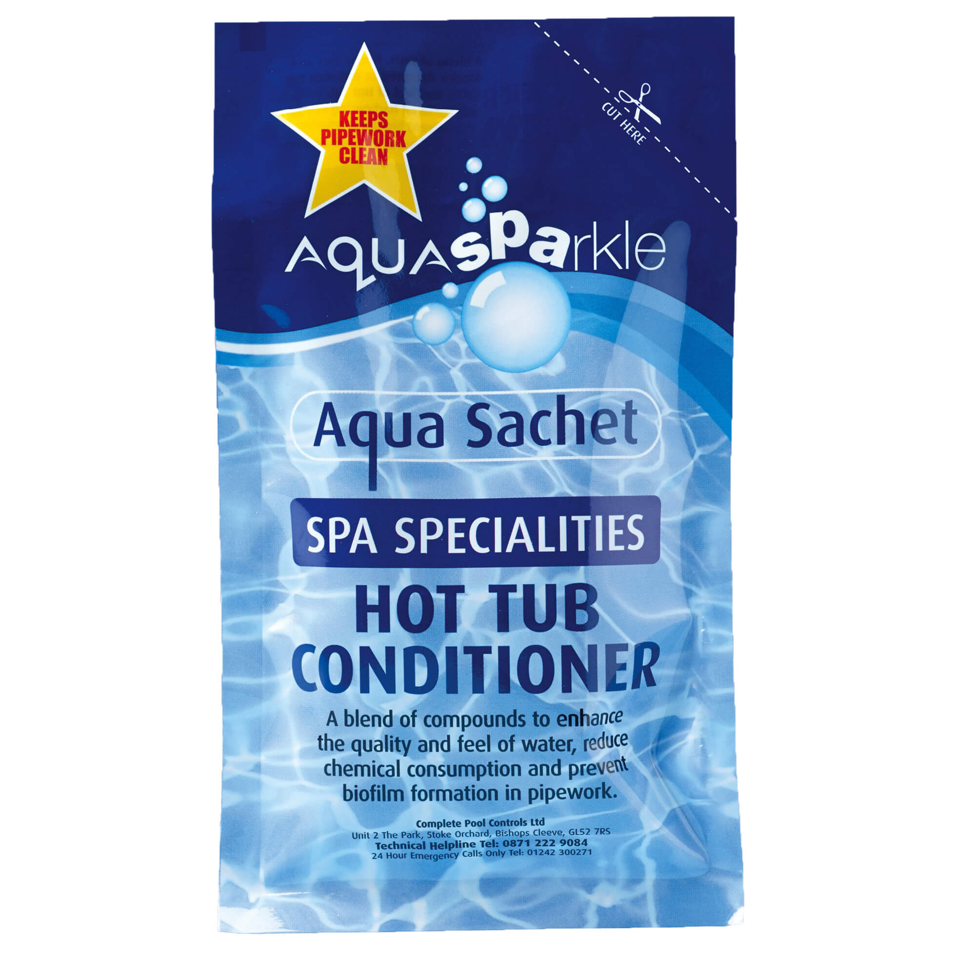 Hot Tub Conditioner Hot Spring World