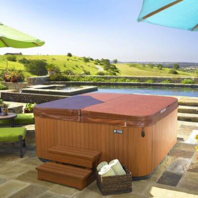 Hotspring Vanguard Hot Tub Cover Hot Spring World