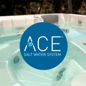 ACE Fresh Water Salt System Care Products