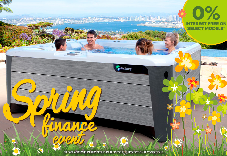 spring into finance offer page graphic 2